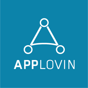 AppLovin_Logo_White_Blue_Square