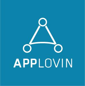 AppLovin_Logo_White_Blue_Square