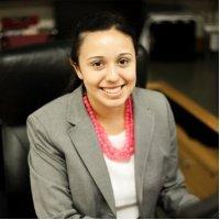 Natalia Montes, winner of Signal's 2015 Your Journey Ahead scholarship.