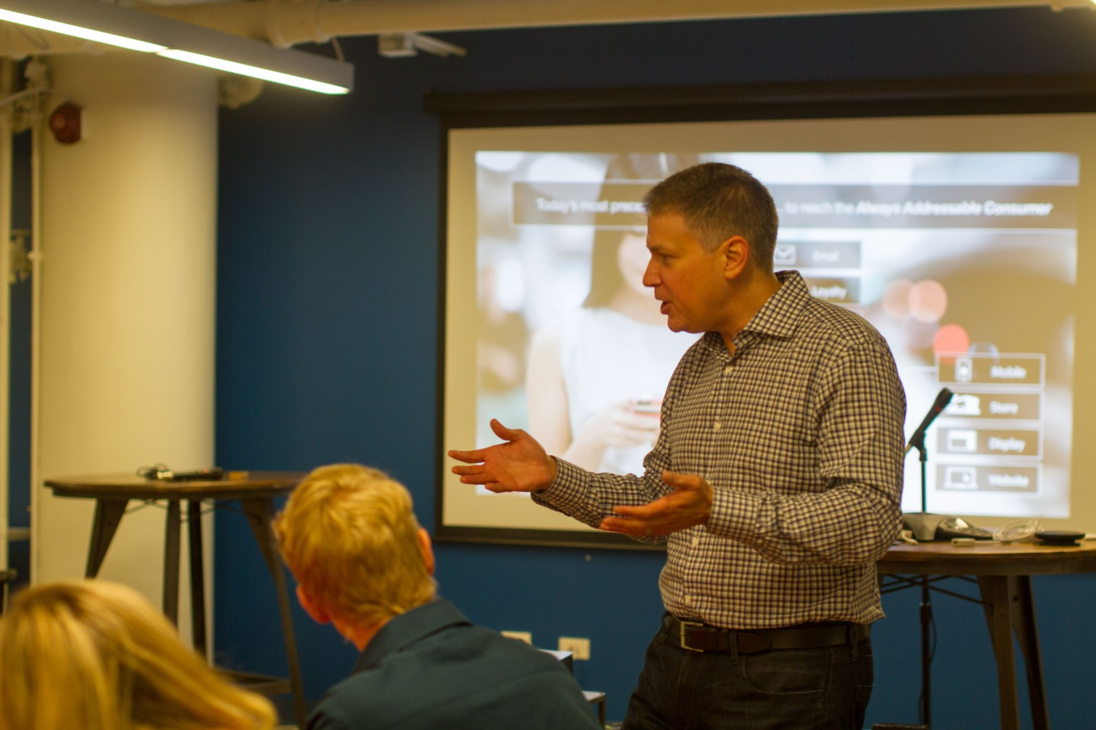 Signal CEO Mike Sands tells the Signal story and offers his advice.