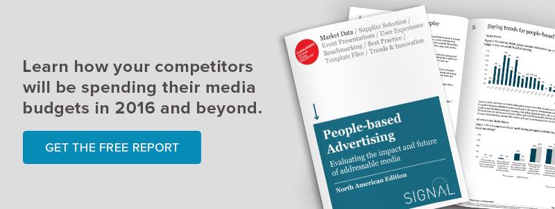 People-Based Advertising Study