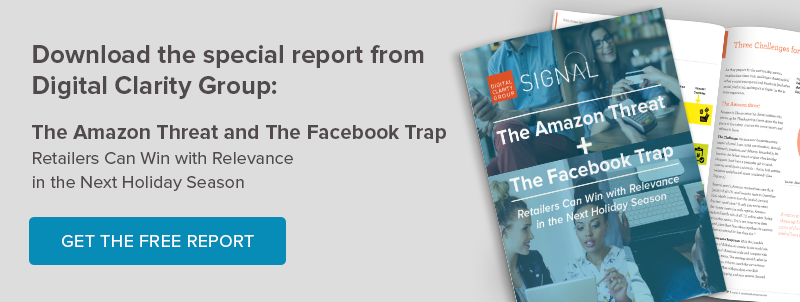 The Amazon Threat and the Facebook Trap Report
