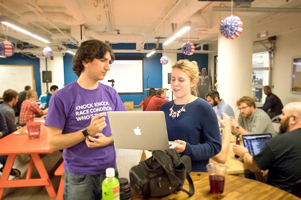 Hack Week 2016 at Signal