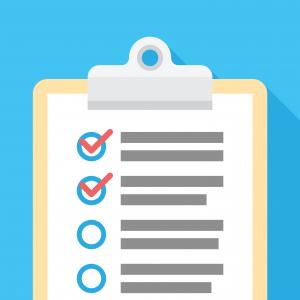 data collection checklist