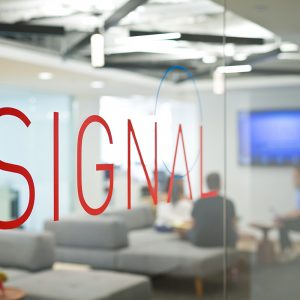 Signal 2017 Chicago Internship