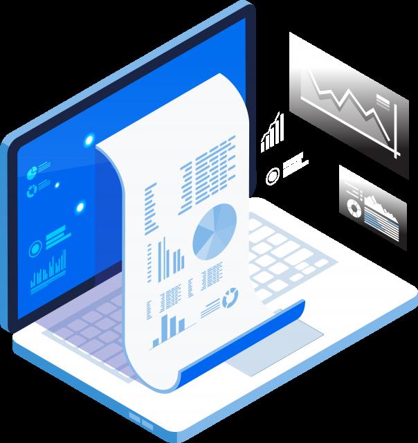 platform on computer diagram