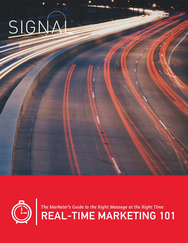 real time marketing ebook