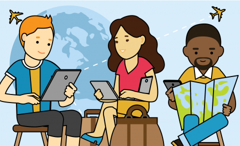 How Travelers Plan & Book Trips in a Multi-Device World